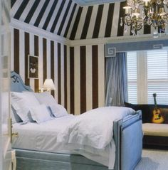 Chinoiserie Chic: Navy - The Child's Bedroom