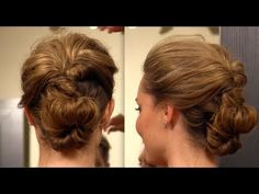 Oscars Hair: Jennifer Lawrence - a how-to video for JL's hair from the Oscars 2013! Love it <3