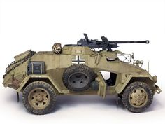 TRACK-LINK / Gallery / Sd.Kfz.221 with s.Pz.B. 41
