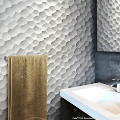 Zelle Tiles: Look fabulous but a foam core has too many chemicals, even if there are plant additives. Hope they make a greener version!
