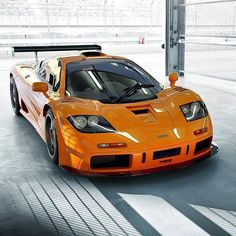 Best Sports Cars   :   Illustration   Description   McLaren F1