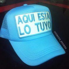 Aqui Esta Lo Tuyo Gorra Personalizadas 96d115212c6