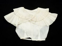 1825-1835 Cotton Chemisette - Snowshill Manor © National Trust / Simon Harris