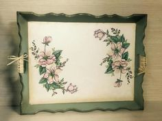Techno, Kitchen Decor, Diy And Crafts, Creative, Handmade, Painting, Wooden Trays, Home Decor, Country