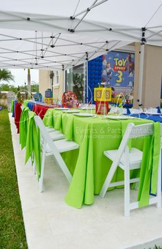 Toy Story Birthday Party Ideas | Photo 1 of 33