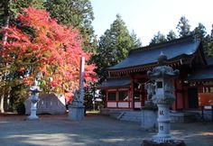 富士浅間神社。