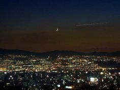 De noche CDMX  #CDMX #ciudaddemexico #df #night #MIcasa #magic #awesome #photo