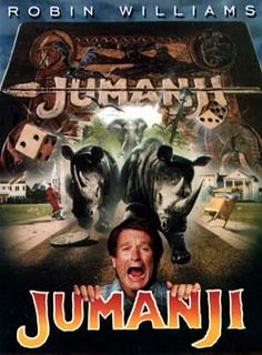 Jumanji-My kids loved this movie!