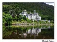 Kylemore Abbey - Kylemore Abbey, Galway  - my favourite place in ireland!