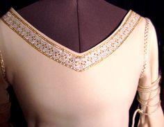 Výsledek obrázku pro eowyn white dress