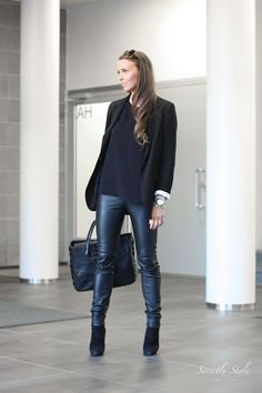 Kategoria: Outfits | Strictly Style All Black