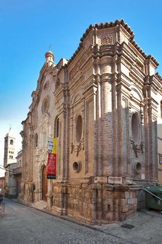 Ruta del Barroco por Tarazona (Zaragoza).