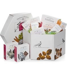 Thomas J Fudge assortment box. Yes please...!