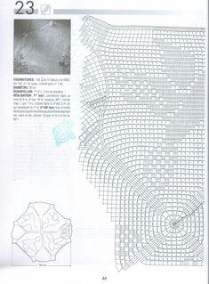 Filet Crochet, Crochet Diagram, Crochet Angel Pattern, Crochet Patterns, Crochet Ideas, Views Album, Yandex, Bullet Journal, Personalized Items