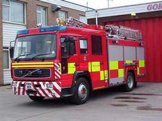 British Volvo Fire engine.