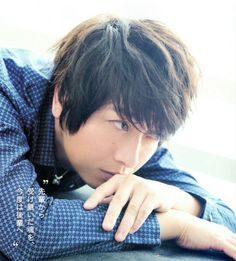 Daisuke Ono | 小野 大輔 Hiroshi Kamiya, Eruri, Beautiful Voice, Voice Actor, Actors & Actresses, The Voice, Japanese, People, Holy Family