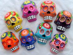 ! Maryam Maquillage !: Dia de los Muertos: Sugar Skulls, Calaveras, Catrinas