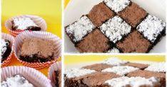 Gosto muito de Brownies, da sua consistência húmida e do sabor intenso a chocolate. E se tiverem frutos secos, melhor ainda. Estes são espe...