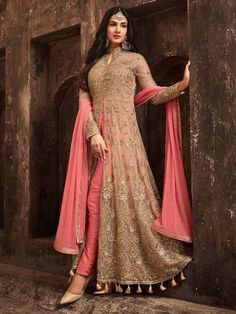 Buy designer salwar kameez, bridal sarees, lehenga choli at discount offers from ZaraaFab UK. Shop our new festive collection of ladies and indian pakistani dresses up to off. Designer Salwar Kameez, Designer Anarkali Dresses, Indian Salwar Kameez, Pakistani Dresses, Designer Dresses, Bridal Anarkali Suits, Party Wear Indian Dresses, Wedding Salwar Suits, Salwar Suits Party Wear