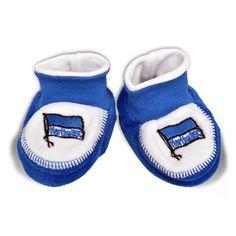 Babyschühchen blau 15,95 € https://www.herthashop.de/kinder/baby/259/babyschuehchen-blau?c=30