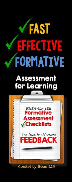 56 best Formative Assessment Strategies images on Pinterest - formative assessment strategies