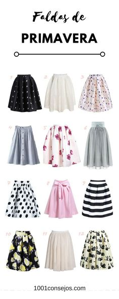Take a look at the best ideas on how to wear a midi skirt in the photos below and get inspiration for your outfits! Mode Outfits, Skirt Outfits, Dress Skirt, Dress Up, Dress Casual, Flare Skirt Outfit, Chic Dress, Classy Dress, Fashion Design Inspiration