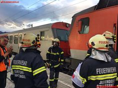 Lokbrand am Bahnhof Judendorf-Straßengel #train #firemen #austria