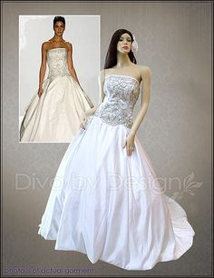See for details: www.divabydesign.net/Diva-Bridal-Gowns-Custom-Couture-Wed...   Check out too! http://fashioncentris.com