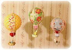balloon lightbulbs!