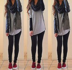 layering for fall   #fallinstyle