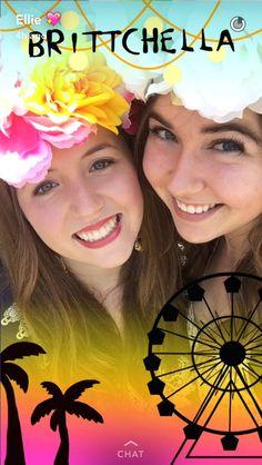 Coachella themed birthday party custom geofilter
