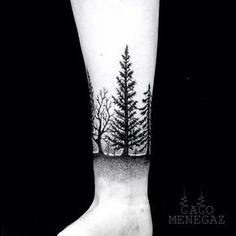 Awesome nature tattoos