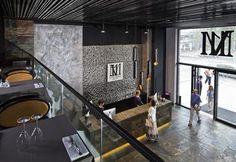 Hotel Lobby Reception