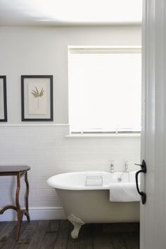 """Don't re-tile a small bathroom with small tiles; they only make it feel smaller. Use bigger tiles; they'll open the space up."""" – Davida Hogan. http://www.housebeautiful.com/design-inspiration/real-estate/advice/g1616/mistakes-decrease-home-value/?slide=13"""