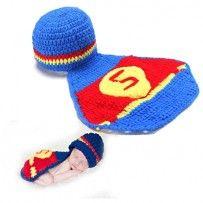 Ensemble nouveaux nés Superman - Couchespascher