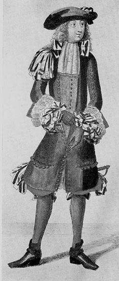 Gentleman, 1675