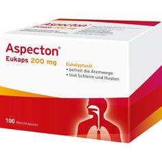ASPECTON Eukaps 200 mg Weichkapseln:   Packungsinhalt: 100 St Weichkapseln PZN: 06149157 Hersteller: Krewel Meuselbach GmbH Preis: 13,47…