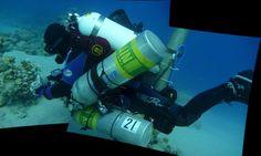 90m Trimix Dive