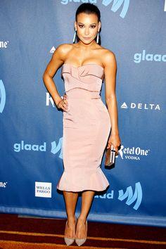 Naya Rivera- love this dress!