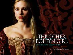 scarlett johansson the other boleyn girl I Love Books, Good Books, Scarlett Johansson Movies, The Other Boleyn Girl, Romantic Films, See Movie, Great Films, Drama Film, About Time Movie
