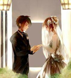 OMG anime couple