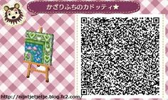 ☆ decoration Ami edge of spring waterway ☆ TILE#6 Heart Ver.