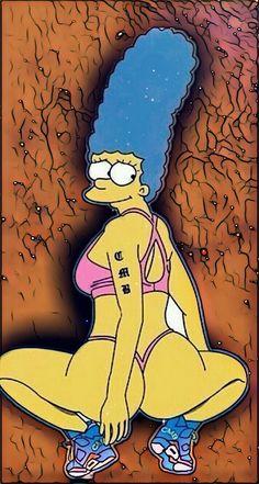 Концепт арт секс с лиза симпсон