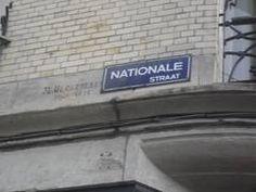 Nationalestraat antwerpen - leuke winkels!