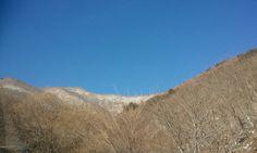 아름다운산 영남알프스 멀리서 바라다본 가지산 정상~**