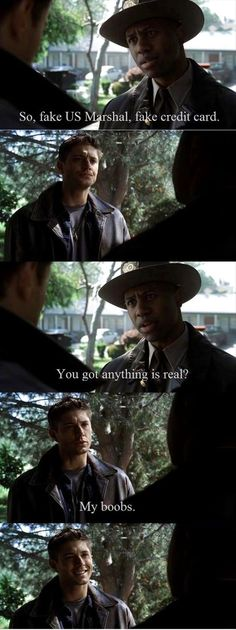 This is the exact moment I fell in love with Dean Winchester.
