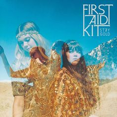 "FIRST AID KIT ""STAY GOLD"" - Neil Krug"