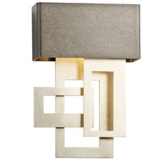 Collage Small Right Wall Light | Hubbardton Forge at Lightology
