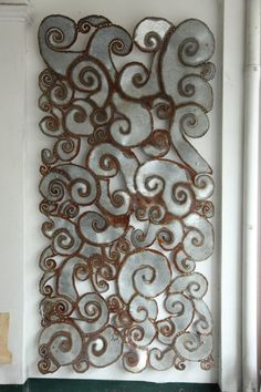 Inspiration... so easy to recreate this using cardboard!