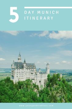 So you've decided to visit Bavaria's Capitol City! Here is a comprehensive, itinerary to get the most out of your trip to Munich! New Travel, Solo Travel, Travel Tips, Travel Europe, Budget Travel, Europe Quiz, Amazing Destinations, Travel Destinations, Places To Travel